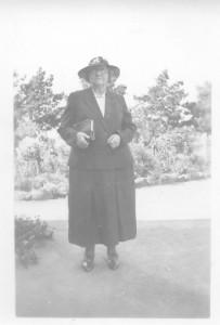 Annie Westwood 1940