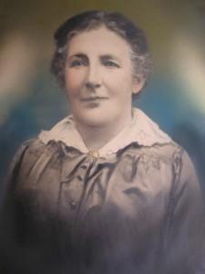 Jane Lamb (nee Burton), abt 1909