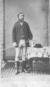 James De La Rue, 1831-1893