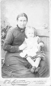 Sarah Betts, 1839-1914